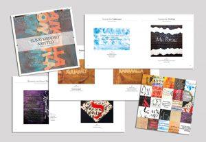 Kirjan suunnittelu ja taitto